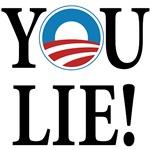 President Obama Lies