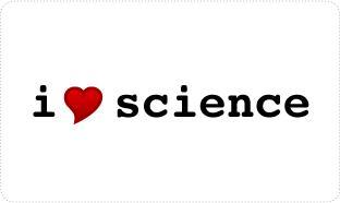 I Love Science T-shirts