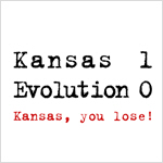 Kansas 1 - Evolution 0