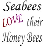 Seabees Love their Honey Bees