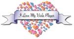 I Love My Viola Player