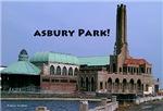 Asbury Park NJ Postcard (Package of 8)