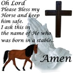 Bless My Horse
