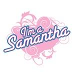 I'm a Samantha