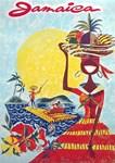 Jamaica, Vintage Poster