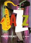 Jazz, Saxophone, Vintage Poster
