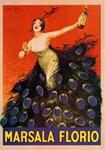 Marsala Florio, Vintage Poster