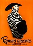 Fashion, Retro, Vintage Poster