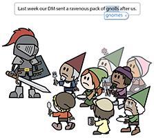 Autocorrected Gnomes