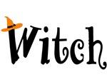 Witch (Orange Hat)