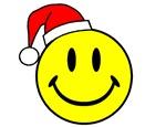 Smile (Santa Hat)