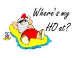 Where's My Ho At?