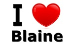 I Love Blaine Minnesota Shop