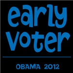 Early Voter: Obama 2012