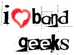 I *heart* Band Geeks