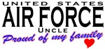 Proud United States Air Force Uncle