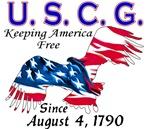 Got Freedom? USCG T-shirts & Clothing