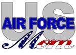 USAF Mom T-shirts, Apparel & Gifts