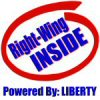 Powered By Liberty Conservative T-Shirts