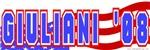 Varisty Style Giuliani '08 T-shirts & Gifts