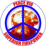 Peace Via Superior Firepower