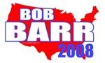 Bob Barr 2008 America T-shirts & Gifts
