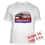 Red State Insurgent T-shirts & Apparel