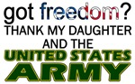 U.S. Army (Thank My Daughter)
