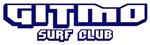 Gitmo Surf Club (Front/Back) T-shirts