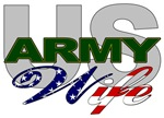 US Army Wife T-shirts & Merchandise