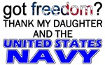 US Navy (Thank My Daughter)