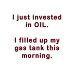 Invested in OIL