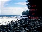 Get Lost! - Black Beach