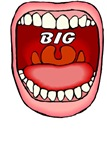 Big Mouth t-shirt and gifts