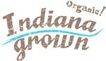 Organic! Indiana Grown!