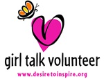Girl Talk Volunteer 2
