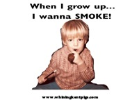 Smoking is Cool!