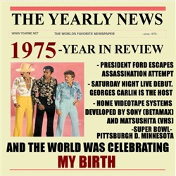 born in 1975 birthday gift