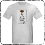 Whine 4 Food Jack Russell T-Shirts
