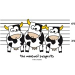 The Moosual Suspects