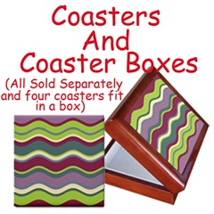 Coaster and Coaster Boxes