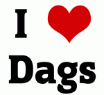 I Love Dags