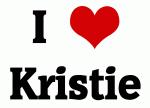 I Love Kristie