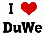 I Love DuWe