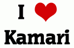 I Love Kamari