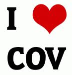 I Love COV