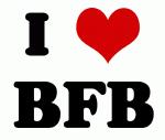 I Love BFB