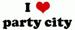 I Love party city