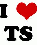 I Love TS