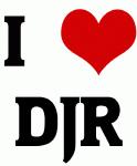 I Love DJR